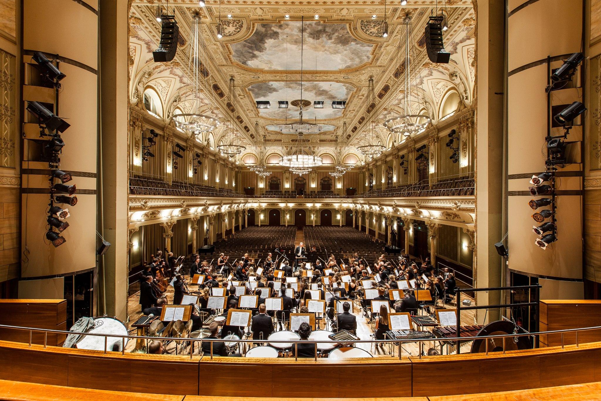das junge orchester NRW