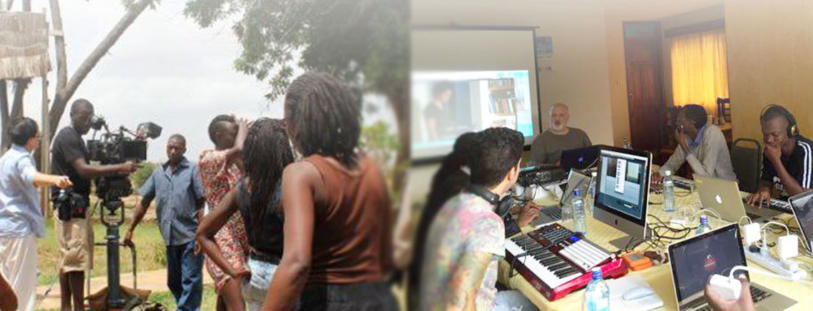 1. Afrikanischer Film Music & Composing Workshops